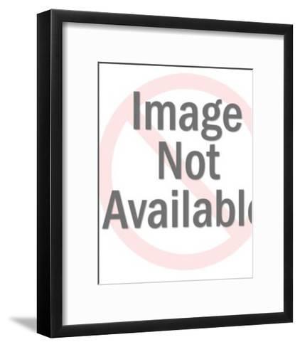 Jellyfish-Pop Ink - CSA Images-Framed Art Print