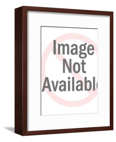 Stork-Pop Ink - CSA Images-Framed Art Print