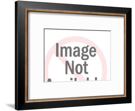 Submarine-Pop Ink - CSA Images-Framed Art Print