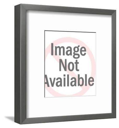 Portrait of a Boy-Pop Ink - CSA Images-Framed Art Print