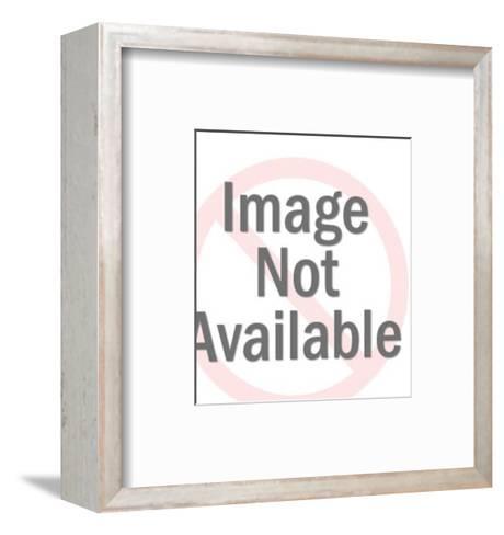 Man Carrying Cash-Pop Ink - CSA Images-Framed Art Print
