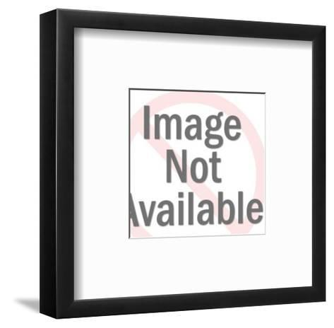 Dingbat-Pop Ink - CSA Images-Framed Art Print