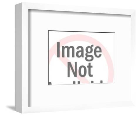 Technical Image-Pop Ink - CSA Images-Framed Art Print