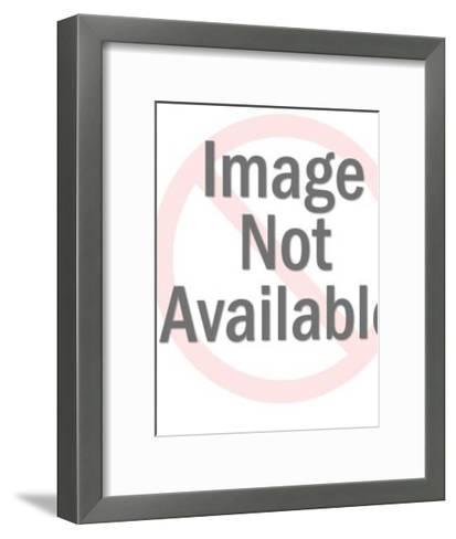 Punched Press Card-Pop Ink - CSA Images-Framed Art Print