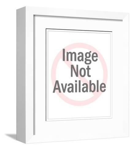 Clouds-Pop Ink - CSA Images-Framed Art Print