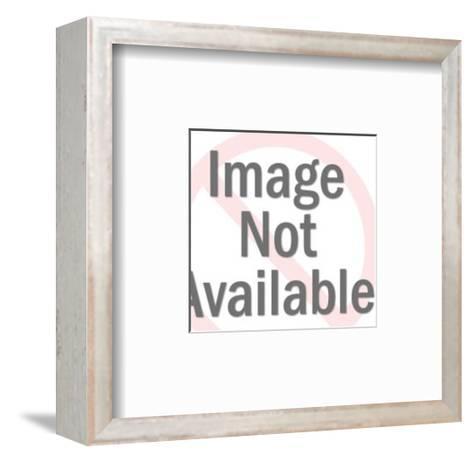 Arrow Dingbat-Pop Ink - CSA Images-Framed Art Print