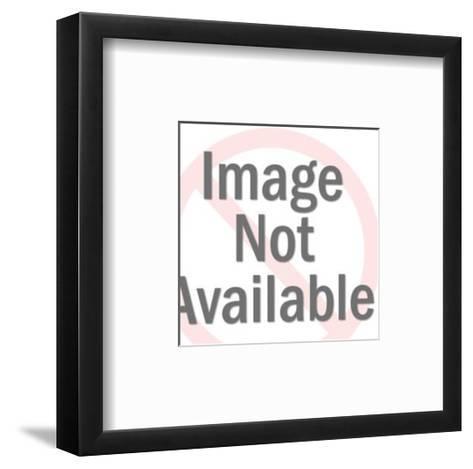 Nautical Star-Pop Ink - CSA Images-Framed Art Print