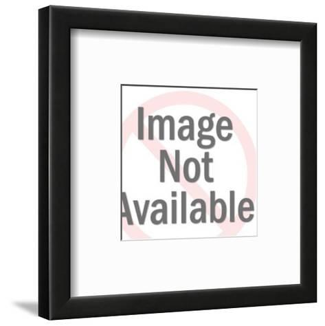 Sun-Pop Ink - CSA Images-Framed Art Print