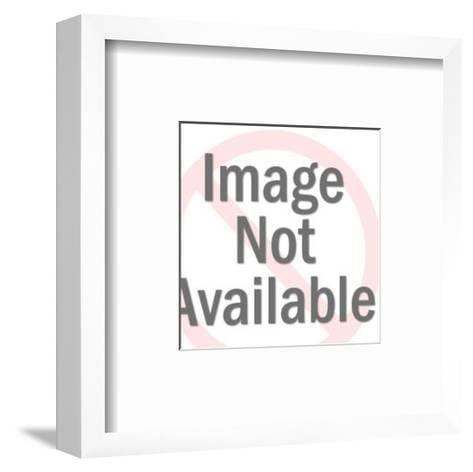 Flower-Pop Ink - CSA Images-Framed Art Print