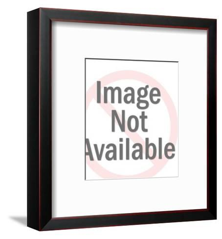 Twins-Pop Ink - CSA Images-Framed Art Print