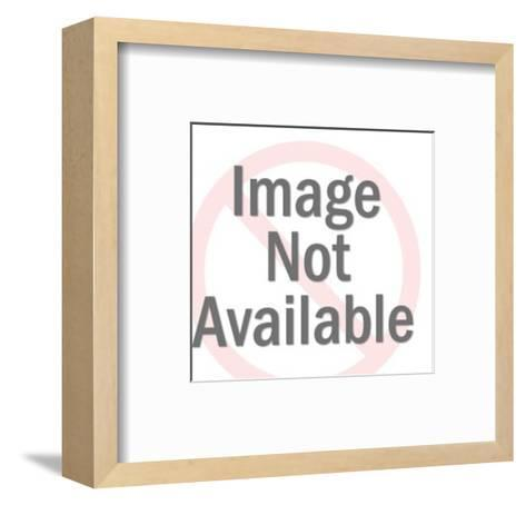 Family Holding Hands-Pop Ink - CSA Images-Framed Art Print