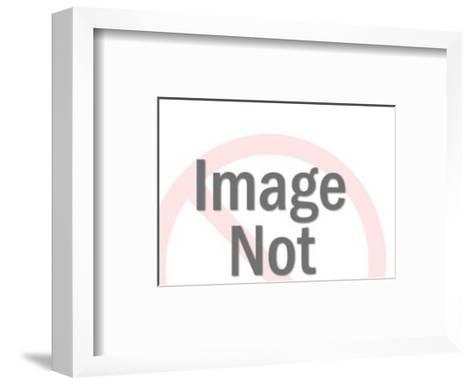 Bull-Pop Ink - CSA Images-Framed Art Print
