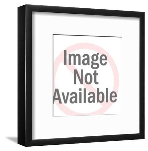 Centaur-Pop Ink - CSA Images-Framed Art Print