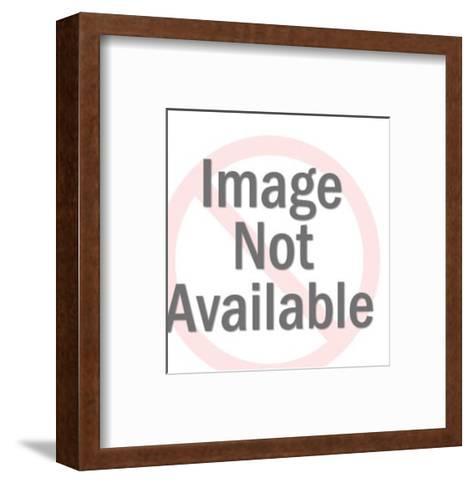 Legs Heart-Pop Ink - CSA Images-Framed Art Print