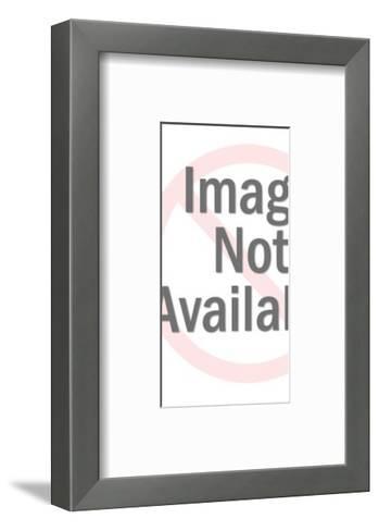 Duckling-Pop Ink - CSA Images-Framed Art Print