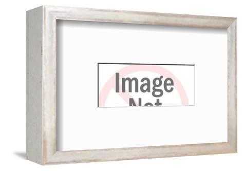 Heart Eye-Pop Ink - CSA Images-Framed Art Print
