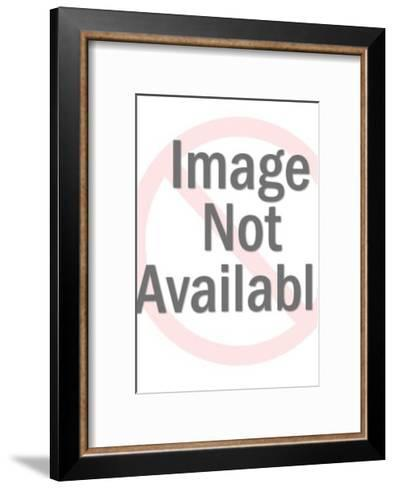 Child in Wheelchair Reading-Pop Ink - CSA Images-Framed Art Print