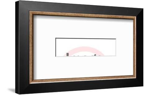 Gift-Pop Ink - CSA Images-Framed Art Print