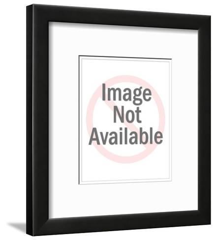 Blood-Pop Ink - CSA Images-Framed Art Print