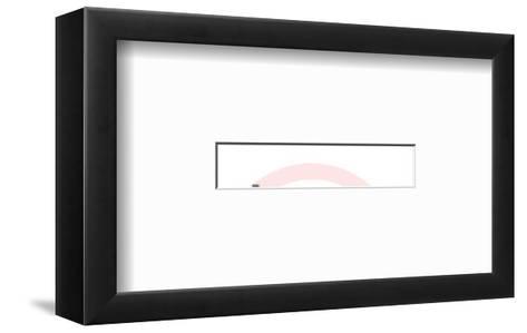 America-Pop Ink - CSA Images-Framed Art Print