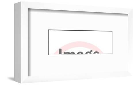 Spotlight-Pop Ink - CSA Images-Framed Art Print