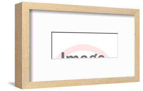 Imperial-Pop Ink - CSA Images-Framed Art Print