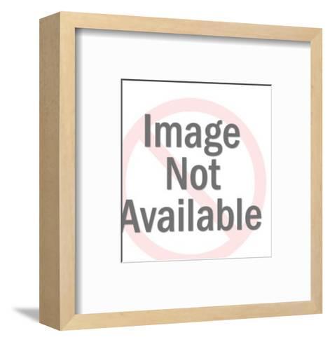 Splat Pattern-Pop Ink - CSA Images-Framed Art Print