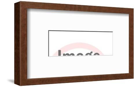 Church-Pop Ink - CSA Images-Framed Art Print