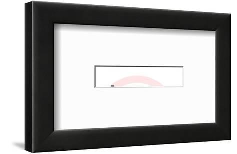 Brite Star-Pop Ink - CSA Images-Framed Art Print