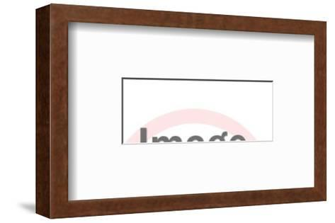 Star-Lite-Pop Ink - CSA Images-Framed Art Print