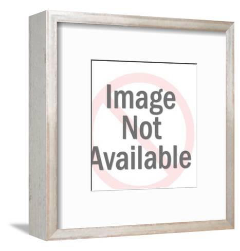 Happy Birthday-Pop Ink - CSA Images-Framed Art Print