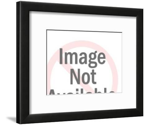 Space-Pop Ink - CSA Images-Framed Art Print