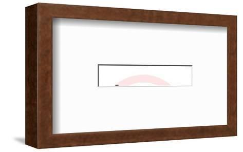 Wanted-Pop Ink - CSA Images-Framed Art Print