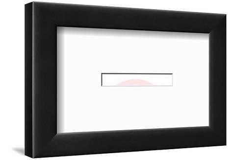 Spaceflight-Pop Ink - CSA Images-Framed Art Print