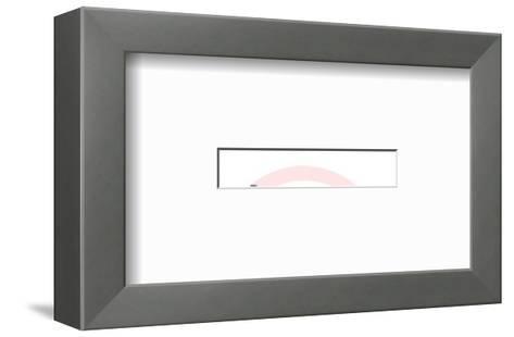 International-Pop Ink - CSA Images-Framed Art Print