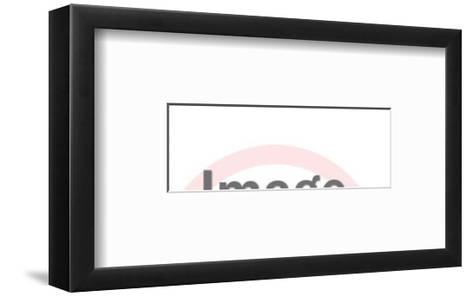 Dirt-Pop Ink - CSA Images-Framed Art Print