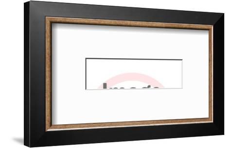 Alligator Farm-Pop Ink - CSA Images-Framed Art Print