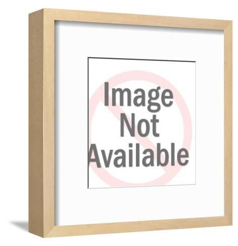 Terror-Pop Ink - CSA Images-Framed Art Print