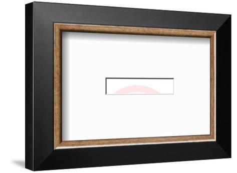 Reservist-Pop Ink - CSA Images-Framed Art Print