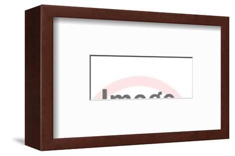 Demon-Pop Ink - CSA Images-Framed Art Print