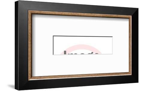 Advertising-Pop Ink - CSA Images-Framed Art Print