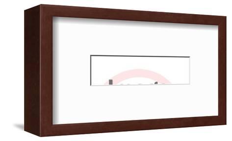 world-Pop Ink - CSA Images-Framed Art Print