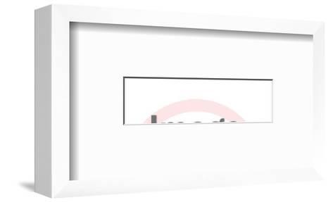 Stainless-Pop Ink - CSA Images-Framed Art Print