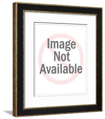 Patio-Pop Ink - CSA Images-Framed Art Print