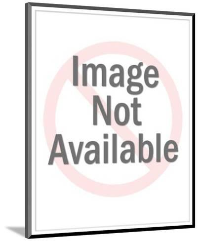Jaguar-Pop Ink - CSA Images-Mounted Art Print