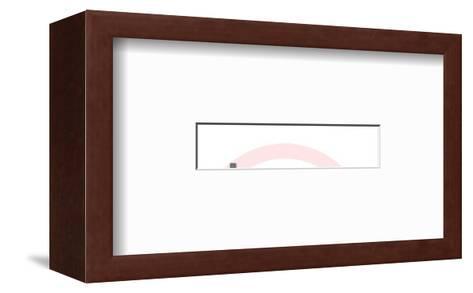 Valentine-Pop Ink - CSA Images-Framed Art Print