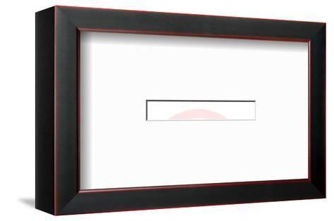 Trains-Pop Ink - CSA Images-Framed Art Print