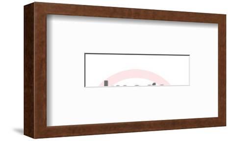 Cricket-Pop Ink - CSA Images-Framed Art Print