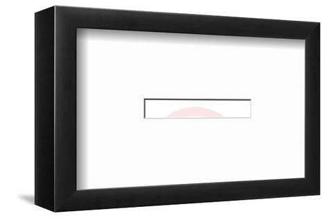 April Showers-Pop Ink - CSA Images-Framed Art Print