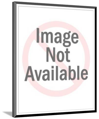 April Showers-Pop Ink - CSA Images-Mounted Art Print